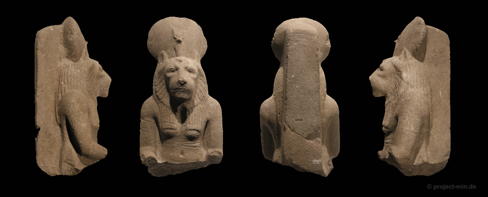 Statue of Sekhmet from Bubastis